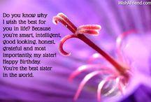 verjaarsdag wense