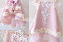 Детские платья мими