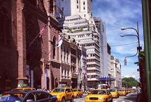 New York City / by Taylor Pigman