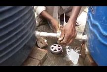Plumbing Education / With this, you will learn all plumber's work.