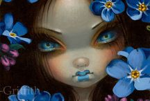 Jasmine Becket-Griffith inspiration