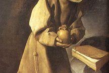 Zurbaran, Francisco de (1598-1664, Spanish painter)