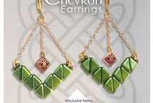 Patterns  & Projects / Get inspired by, and use these easy-to-follow patterns and instructional aids to make jewelry!