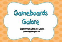 game boards / by Lis Johnson