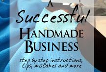 Handmade-Selfmade / Business minded tips