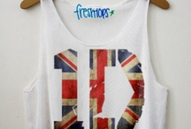One Direction things / #onedirection #harrystyles #liampayne #louistomlinson #niallhoran #zaynmalik #clothes #accessories #phonecases...