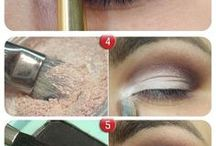 Make-up steps