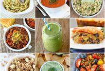 Healthy| Recipes / Favorite healthy recipes