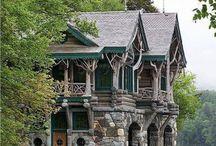 bajkowe domki