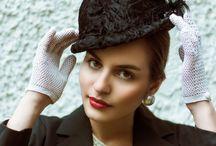 Vintage Love: Fashion / Beautiful vintage fashion pieces