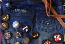 Kot pantolondan çanta :) / Kot pantolondan çanta :)