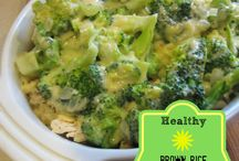 Healthy food to make