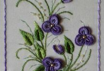 Embroidery Stumpwork