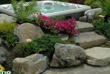 Garden Hardscapes / by Cathy Smith
