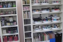 Craft room & storage