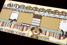 pet scrapbooking pages