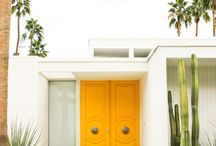 Mid Century Colorful