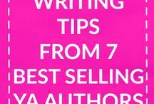 writing YA fiction
