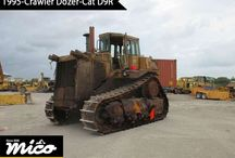 CRAWLER DOZERS / Visit Mico Equipment To Find Used Dozers For Sale Or Rent. Browse Our Listing Of High Quality Used Bulldozers For Sale, And Find One That Fulfills Your Needs.