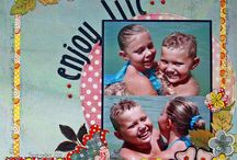 scrapbooking sept 2012 ideas / by Shawn Bernard
