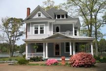 Victorian homes / Victorian homes