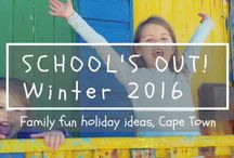 Winter School Holidays - Cape Town