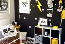 boys rooms!