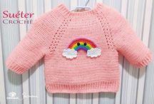 suéter bebê