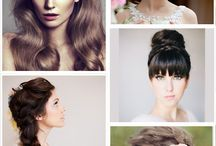 Wedding Hair / You can find here different wedding hair arrangement and designs.