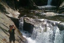 La lisa waterfalls / Las más hermosas cascadas enclavadas en la Sierra Nevada de Santa Marta, a una hora desde el centro de la cuidad.