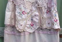 Vintage linens and lace