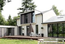 Renovation annees 60 maison