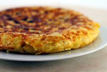 Spanish pancake