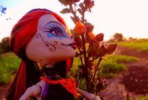 A arte da fotografia com bonecas / Fotos tiradas por Zamys A R