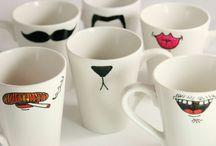 DIY Mugs