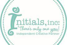 INITIALS, INC. / Influencer campaign for Initials, Inc. www.initials-inc.com
