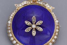 Enamel & Cloisonne Jewelry