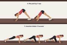 Fit and Fabulous / Exercise hacks