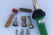 Brazing and polypropylene polymers. Extrusion welding polymer plastics / Пайка полимеров и полипропилена. Экструзионная сварка полимерных пластмасс