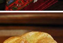 Bread, Rolls, Muffins / Bread Recipes - Includes breads, sweet breads and muffins, cheesy breads, rolls