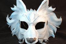Masker bevo / Een masker maken