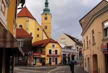 Samobor, Croatia.  My father's home town. / by Paul Petrokov