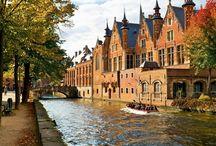FLANDES Y SUS MERCADOS NAVIDEÑOS / El encanto de  Flandes: Bruselas, Amberes, Gante , Brujas y sus Mercadillos Navideños.