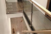 Glass railing ideas / by Noreen Quinn