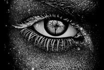 ↝❦The eye sees the soul❦↜ / • • Although it is the heart that feels in souls. But also the eye can see the souls of others, and each of us sees in his eye the difference that others do not see .. • Without the difference between us we would not recognize the personality inherent in us, and without our personality our existence is an undeveloped existence, so do not judge others according to what you see because many things the eye sees and they do not represent our character because not all beautiful wise and not all wise beautiful ... It does not matter what you are and more importantly who you are .. • ♦️Jetaime♦️