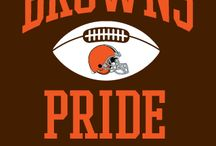Cleveland Browns / by Sue Irwin