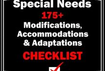 Special Education / Special education tips and resources