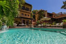 Casa Chorro / A truly exceptional property and easily one of San Miguel de Allende's most distinguished homes, the fine, Spanish colonial, hacienda-like estate