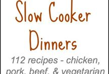 Slowcooker recipes / by Monique Vasmel-de Feber