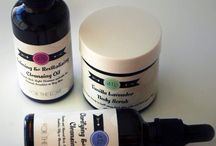 FOR THE LOVE / Luxurious Organic NZ Made Skincare